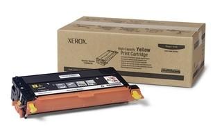 XEROX PH6180 Phaser 6180MFP Toner Yellow Hochleistungs-Tonerpatrone