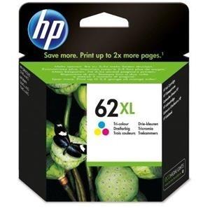 HP 62XL Tinte dreifarbig hohe Kapazität 1er-Pack C2P07AE