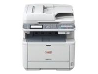 OKI MB472dnw mono MFP Printer A4