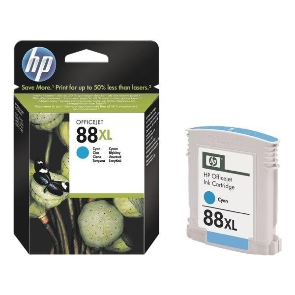 HP 88XL Tintenpatrone HC cyan No.88 für Office Jet Pro K550