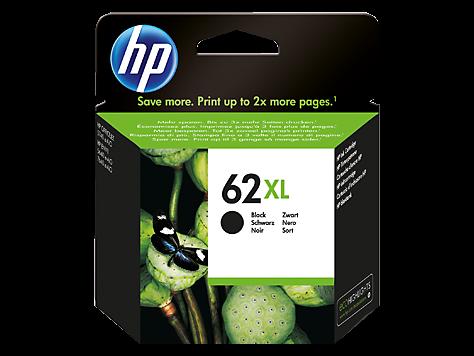 HP 62XL C2P05AE Tinte schwarz hohe Kapazität