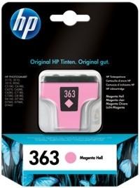 HP 363 Tintenpatrone light magenta PS8250