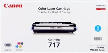 Canon 717 Cartridge Cyan 2577B002 MF 8450