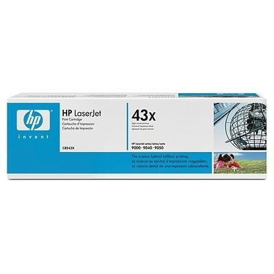 HP 43X Toner Black HP LJ9000 LJ9040 LJ9050