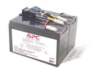 APC Original Ersatzbatterie RBC48 für SUA750i