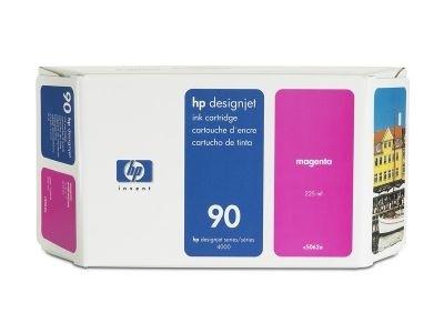HP 90 Tinte Magenta 225ml für DesignJet 4000 4500 4020 4520