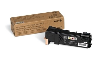 XEROX Toner Black für PH6500 WC6505 Phaser 6500