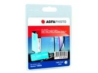 AGFAPHOTO ET080LC Epson RX265 Tinte LC13ml Extra Life Chip light cya