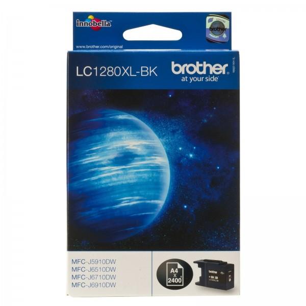 Brother LC1280XL Tinte Black MFC-J6510DW MFC-J6710DW MFC-J6910DW