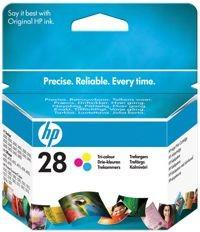 HP 28 Original Tinte dreifarbig Standardkapazität 8ml