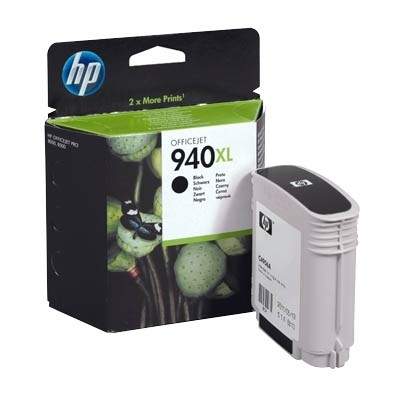 HP 940 XL Tinte Black für HP OfficeJet Pro 8000 8500