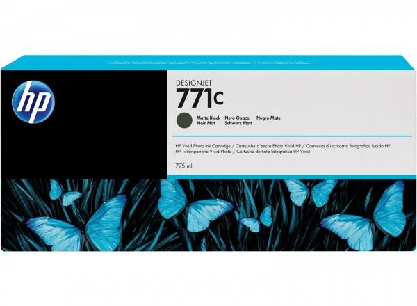 HP 771C Tinte matte black Z6200 Z6600 Z6800 - B6Y07A