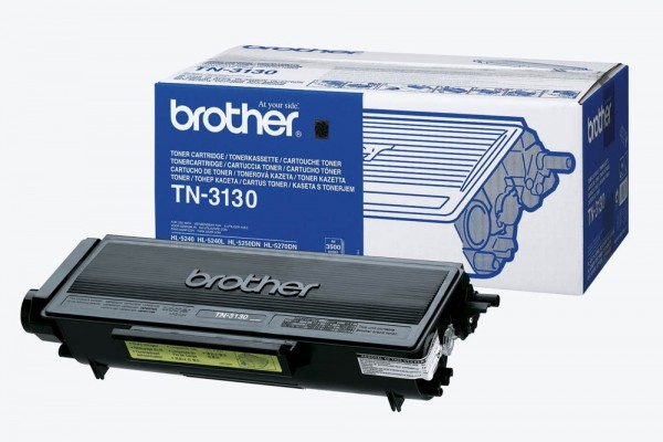 Brother TN-3130 Toner HL-5240 HL-5250 DCP-8060 DCP-8065 MFC-8460 MFC-8870