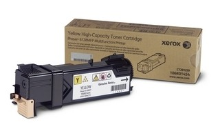 XEROX PH6128MFP Toner Yellow