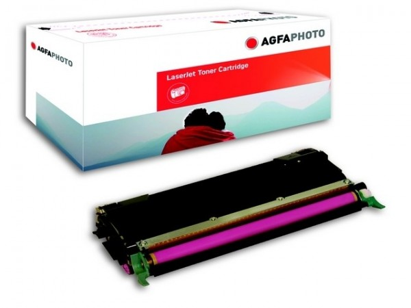 AGFAPHOTO APTL5220ME Lexmark C520 Toner 3000pages magenta