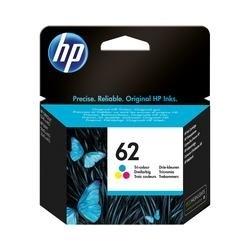 HP 62 Tinte dreifarbig C2P06AE