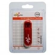 Maxflash 16GB USB Drive Colorido red