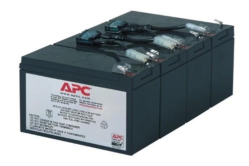 APC Original Ersatzbatterie RBC8 für SU1400RMINET