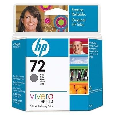 HP 72 Tinte grau für DesignJet T1100 T1200 C9401A