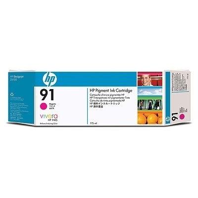 HP 91 Tinte Magenta für DesignJet Z6100