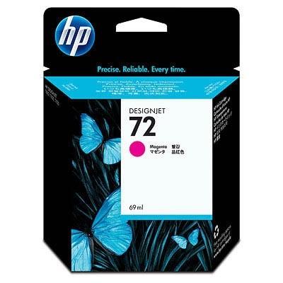 HP 72 Druckkopf magenta + cyan für DesignJet T700 T1100 T1200 T2300 C9383A