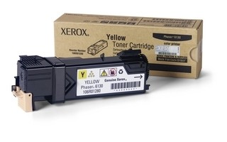 XEROX Phaser 6130 PH6130 Toner Yellow 1.900 Seiten