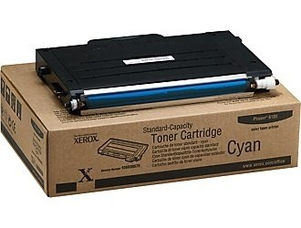 XEROX PH6100 Toner Cyan 2000 Seiten Standard Capacity