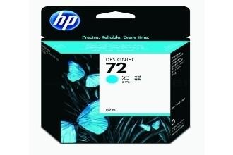HP 72 Tinte Cyan für DesignJet T1200 T1300 T2300 T610 C9398A