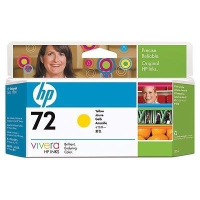 HP 72 Tinte gelb für DesignJet T700 T1100 T1200 C9373A
