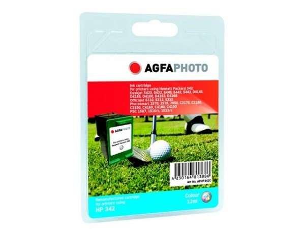 AGFAPHOTO HP342C HP PSC1510 Tinte Color