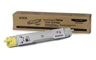 XEROX PH6360 Toner Yellow 5000 Seiten Low Capacity