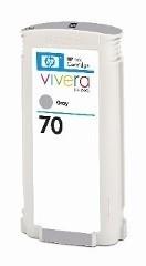 HP 70 Tintenpatrone grau Z2100 Z3100 Z5200 HP Vivera Tinte C9450A