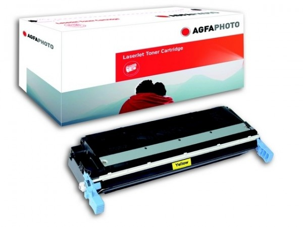 AGFAPHOTO APTHP9732AE HP.CLJ5500 Toner Cartridge 8000pages yellow