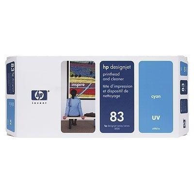 HP 83 Druckkopf Cyan Druckkopf Reiniger No.83 DSJ5000 C4961A