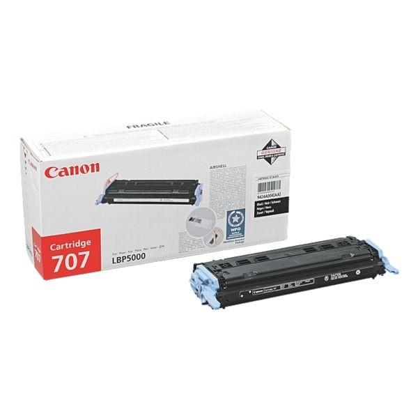 Canon 707 Toner Cartridge Black LBP500 LBP5100 9424A004