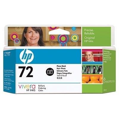 HP 72 Tinte Fotoschwarz für DesignJet T700 T1100 T1200 C9370A