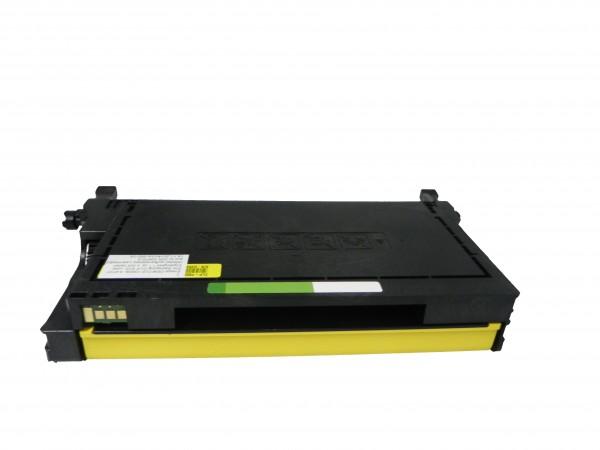 TP Premium Toner Yellow Samsung CLP 610N CLP 660N CLX 6200