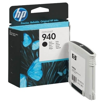 HP 940 Tinte Black für HP OfficeJet Pro 8000