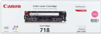 Canon Cartridge 718 Magenta für I-Sensys LBP-7200 MF8350