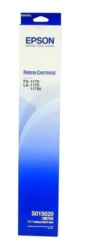 Epson Farbband schwarz für LX-1350 LX-1170 Nadeldrucker