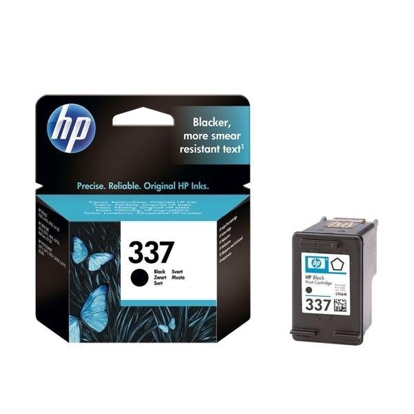 HP 337 Druckpatrone Black No.337 für Photosmart 325/375 Deskjet 5740/6540
