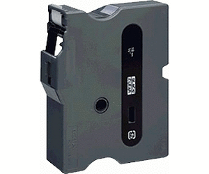 Brother TX345 P-TOUCH 18mm Weiß auf Schwarz P-Touch 7000 8000 PC