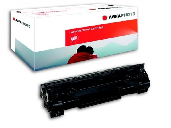 AGFAPHOTO THP35AE HP.LJP1005 Toner Cartridge 1500pages black incl chip