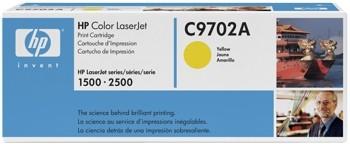 HP Druckassette yellow für Color LaserJet 2500 1500