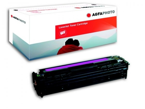 AGFAPHOTO APTHP542AE HP.CLJCP1215 Toner Cartridge yellow 125A