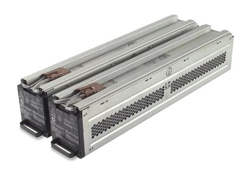 APC RBC44 Original Ersatzbatterie RBC44 für SURT3000XLI / SURT5000XLI