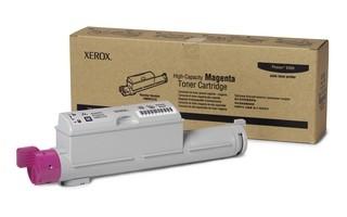XEROX PH6360 Toner Magenta 12.000 Seiten High Capacity