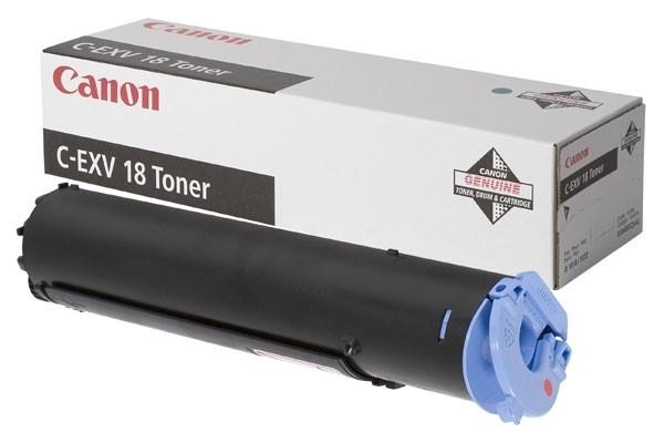 Canon C-EXV18 Toner iR1018 iR1022 iR1024 iR1025 0386B002