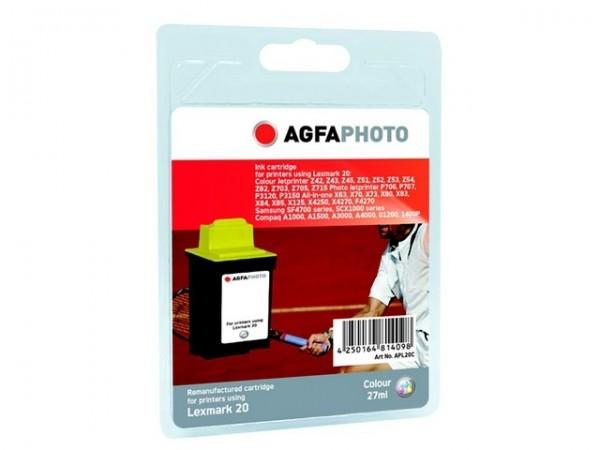AGFAPHOTO L20C Lexmark Z42 Tinte Color