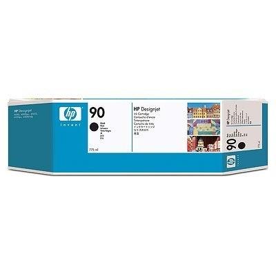 HP 90 Tinte Black 775ml für DesignJet 4000 4500 4020 4520